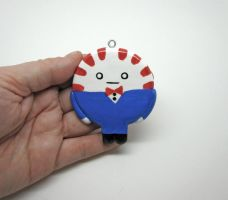 Peppermint Butler Adventure Time Ornament by egyptianruin