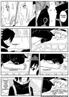 SasuSaku memories of farewell. by byBlackRose