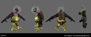 Psy-Crow Finished -not rigged by Hoabert