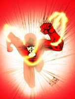 Speed Force by shelltoes