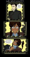 Lok: What's  wrong Korra? by CuriouslyXinlove