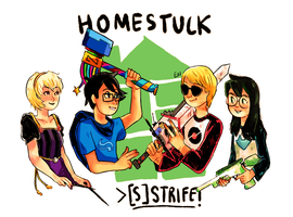 Homestuck Strife Specibus by Natural-Gas