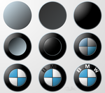 BMW Logo Tutorial by BirdofaBirch