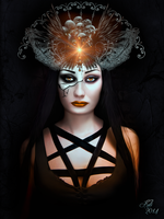 Dark Queen by MademoiselleKati