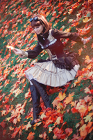 Steampunk Doll - Autumn pt.6 by UselessDevice