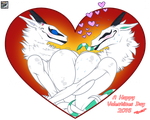 Gift art and Valentines Day Special_fully colored by wsache2020