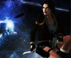 Lara_Croft_Back_to_Kazakhstan by ivedada