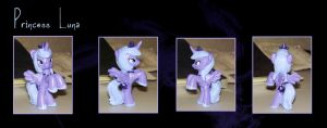 My Little Pony Princess Luna Blindbag Custom by kaizerin