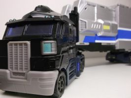 Nemesis has stolen Optimus Primes trailer by forever-at-peace