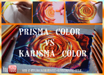 Prisma color vs Karisma's demo by mangakasan
