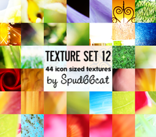 Texture Set 12 by spud66cat