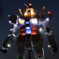 A Real Gundam by The-Enigmatic-Nero