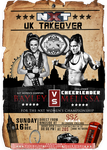 NXT UK TakeOver Bayley Vs Cheerleader Melissa by SoulRiderGFX