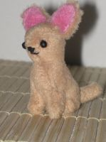 Another Nano Pooch!  Twin of the first I posted by Tesa-studio