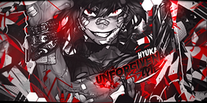 [SpeedArt] - UnforgivenStyle - Collab with Reiichi by GasaiAkeno