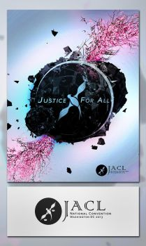 JACL Logo and Program Cover Design by ShahAkash