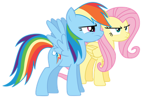 Vector - Mad Mares by SketchMCreations