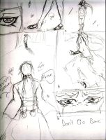 Bleach Short Comic Sketch YorSoi by InsanitysOpenSky