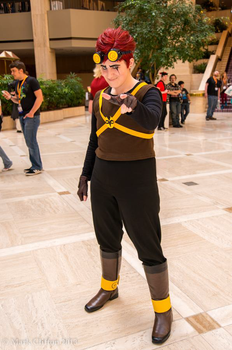 Xiaolin Chronicles Jack Spicer Cosplay by avi17