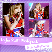 Taylor Swift Photopack by Modam
