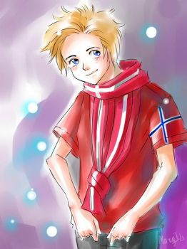 APH Red T-shirt by MaryIL