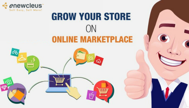 Want to grow your business on multiple e-Commerce by enewcleus