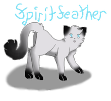 Spiritfeather the Exuberant by Little-Volii
