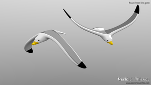 G for Gulls - Blender Month by Matou31