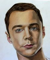 Sheldon Cooper by AshleyCharlene