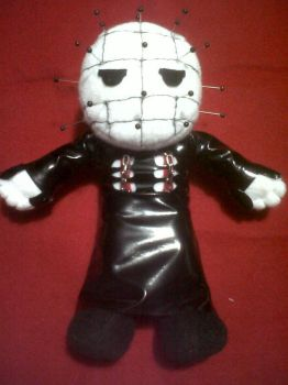 Pinhead_new version by Engelust