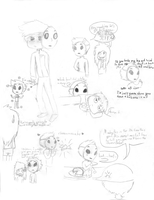 The page of Masky 1/2 by Fur3ver