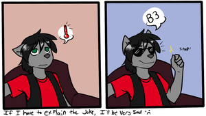 Guest Comic 5 (By Mewgs) by Mister-Saturn