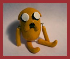 Jake the Dog by missituk