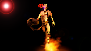 Ethin-Bot in action by 3D-Chocoholic-Izzy