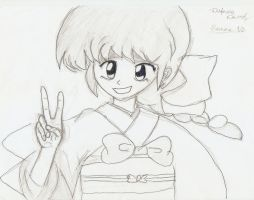 ranma by HeartlessHollow07