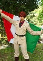 Cosplay - Romano by Didi-hime