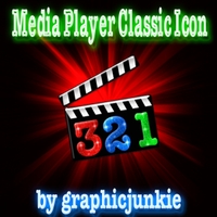 Media Player Classic Icon by graphicjunkie