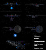 Constitution Class Refit MK II Alternate Reality by Marksman104