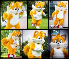 Miles Tails Prower by refira
