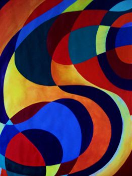 Experiment with colour theory. by kiddo1985