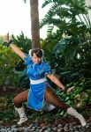 Chun-Li Cosplay by Manic-Michi