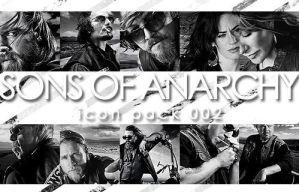 Sons Of Anarchy Icon Pack 002 by Sara-Devestation