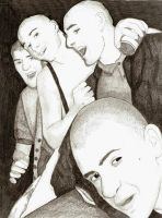 Skinheads by Rude69