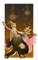 Armonia: Dance of the Moon and Stars by LindsayPanes