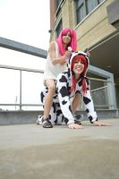 Cow Kigu- ridin' by shelle-chii