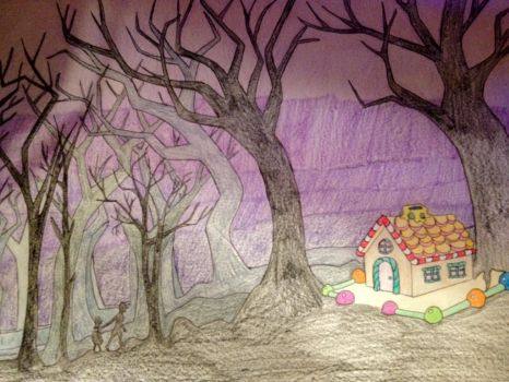 Hansel and Gretel by WhoDreamsWithoutRest