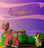 Autumn Title Page by Arby-Works
