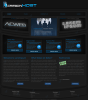 CarbonHost Web Template v6 by Death-GFx