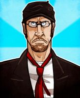 Nostalgia Critic by saylem