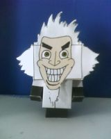 Mad Scientist - Robot Chicken by Darknlord91